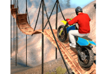 Bike Stunt Racing android game logo