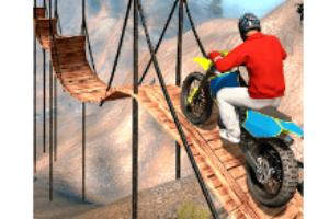 Bike Stunt Racing android game logo