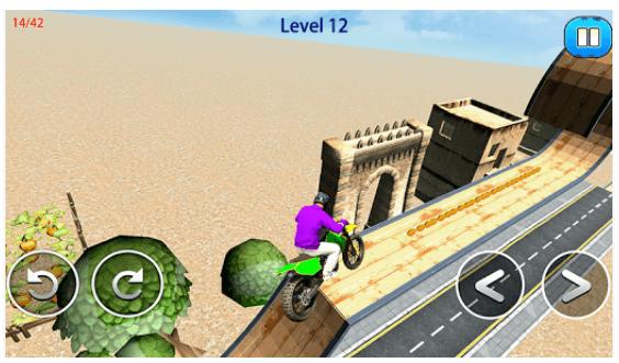 Bike Stunt Racing android game