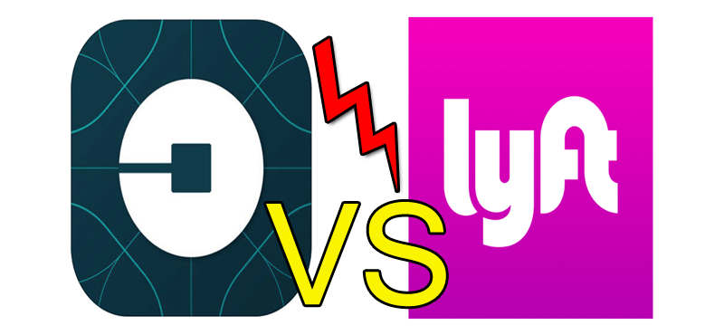 Difference between Uber and Lyft