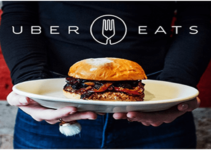 Food Delivery App Ubereats