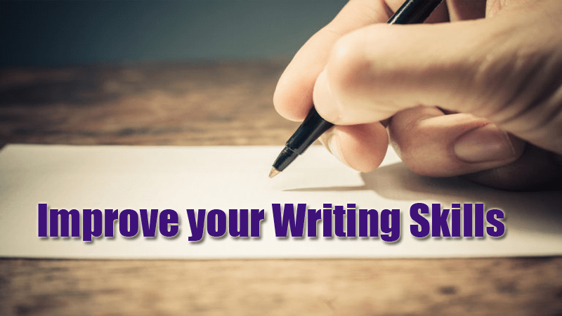 essay blogging enhance writing skill Most writers could stand to improve their essay writing skills that's because essay writing is an art honed over time and with practice though some people may be naturally good at writing, a good essay is more than that.
