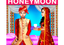 Indian Wedding Honeymoon Android Game Logo 1