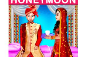 Indian Wedding Honeymoon Android Game Logo 1