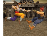 Kung Fu Rivals Street Karate Fighting