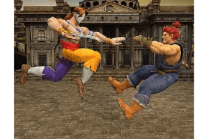 Kung Fu Rivals Street Karate Fighting