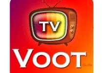 Live voot show TV