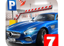Multi Level 7 Car Parking Simulator logo