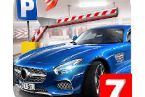 Multi Level 7 Car Parking Simulator logo