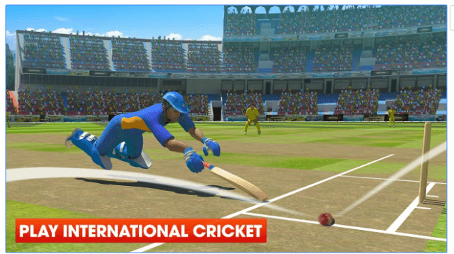 Real World Cricket 18