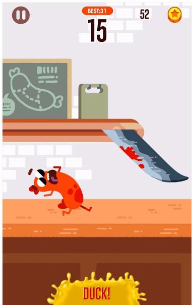 Run Sausage Run android game image