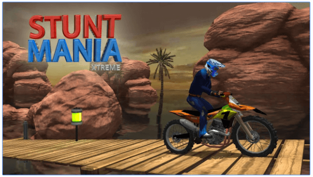 Stunt mania Xtreme android game image