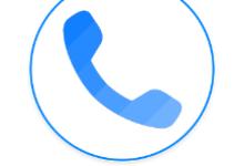 Truecaller android app logo