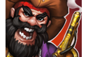 ☠️ Rise of Pirates ☠️ android app logo