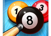 8 Ball Pool game logo