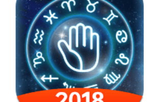 Alpha Horoscope & Palmistry android app logo