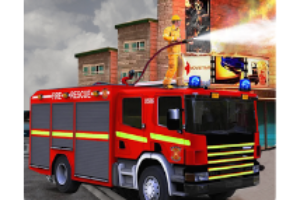 American FireFighter City Rescue 2018 android app logo