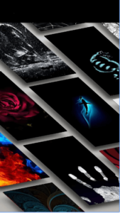 Amoled 4K Wallpapers, HD Backgrounds android app