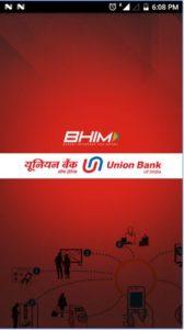 BHIM Union Bank Pay