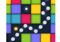 Balls Blocks Breaker android app logo