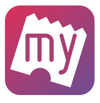 BookMyShow–Movie Tickets,Plays app logo
