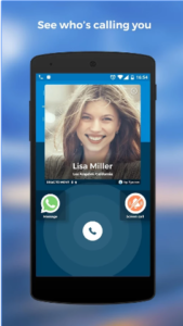 Caller ID Contacts Phone Book & Calls Eyecon