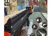 Counter Terrorist Grand Shooter FPS android app logo