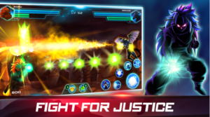 Dragon Fight Shadow Super Hero Battle Of Warriors android app