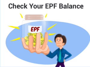 EPF Balance Checker android app