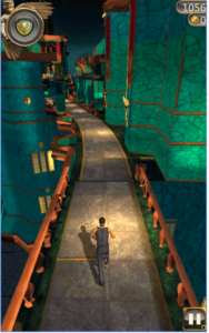 Endless Run Lost Oz android app