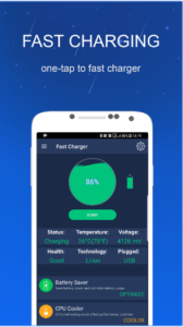 Fast Charger - Battery Saver Master android app