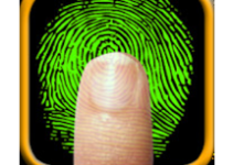 Fingerprint Pattern App Lock app logo