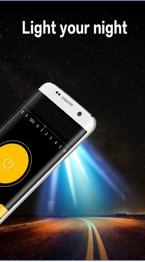 Flashlight Bright LED Flashlight android app