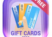 Free Gift Cards & Promo Codes - Get Free Coupons android app logo