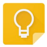 Google Keep app logo