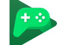 Google Play Games app logo