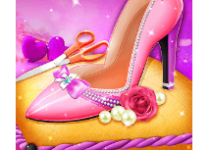 High Heels Fashion Shoe Designer android app logo