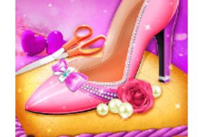 High Heels Fashion Shoe Designer android app logo