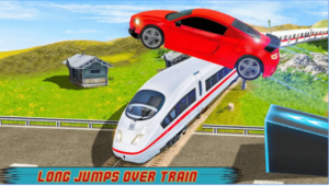 Highway Stunt Car Racing Mania android app