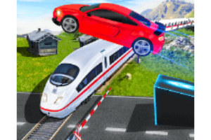 Highway Stunt Car Racing Mania android app logo