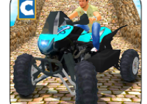 Motocross ATV Bike Racing Stunts game logo