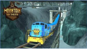 Mountain Train Simulator 2018 android app