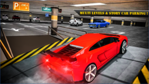 Multi Story Limo Transport Parking Mania android app
