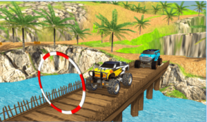 Offroad Grand Monster Truck Hill Drive android app