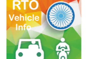 RTO Vehicle Information android app logo