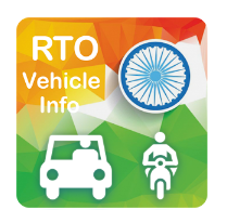 RTO Vehicle Information android app logo