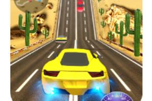 Racing In Car 3D game logol