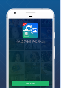 Recover Photos android app