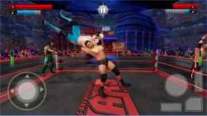 Royal Wrestling Rumble Superstars Revolution Mania android app