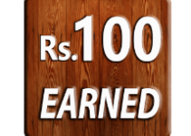 Rs 100 Daily Paytm Cash android app logo